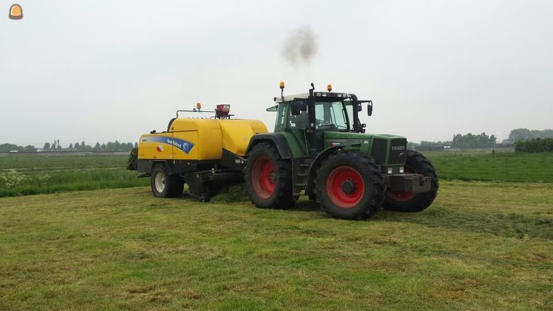 Fendt + New holland 9070